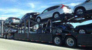 Auto Shipping Quote