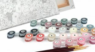 Paint by number tips for beginners