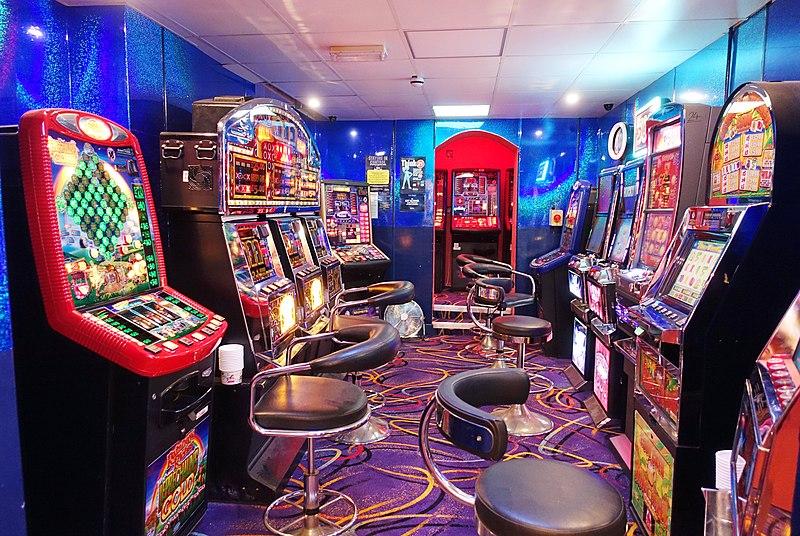 The way slot machines work