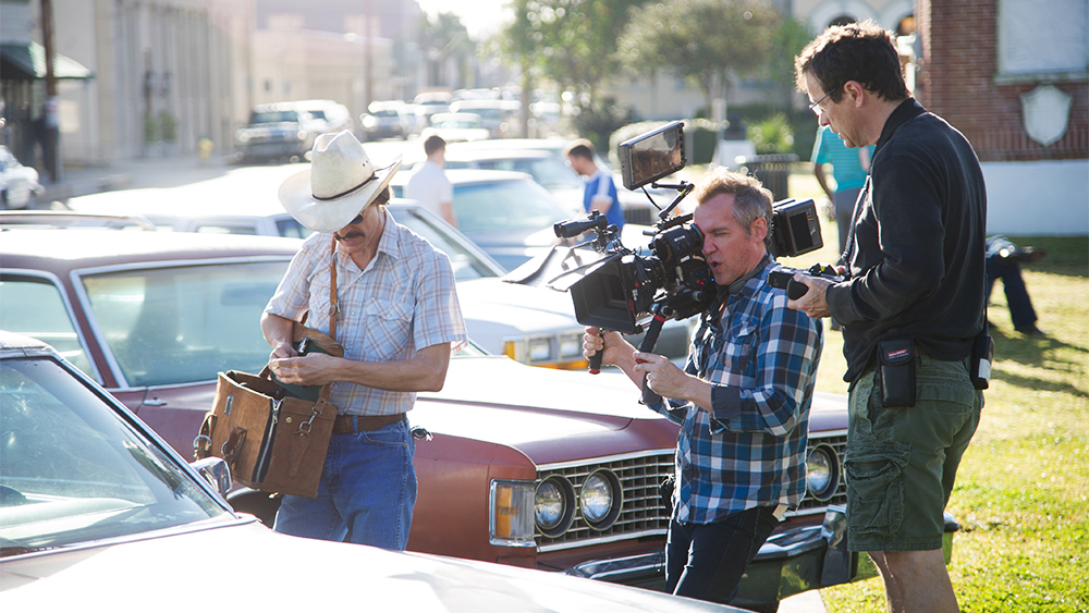 What has been maddening in the Dallas Buyers Club other than Matthew McConaughey?